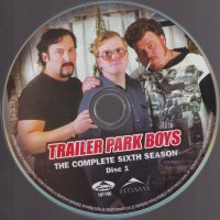 DVD REVIEW:  Trailer Park Boys - The Complete Sixth Season