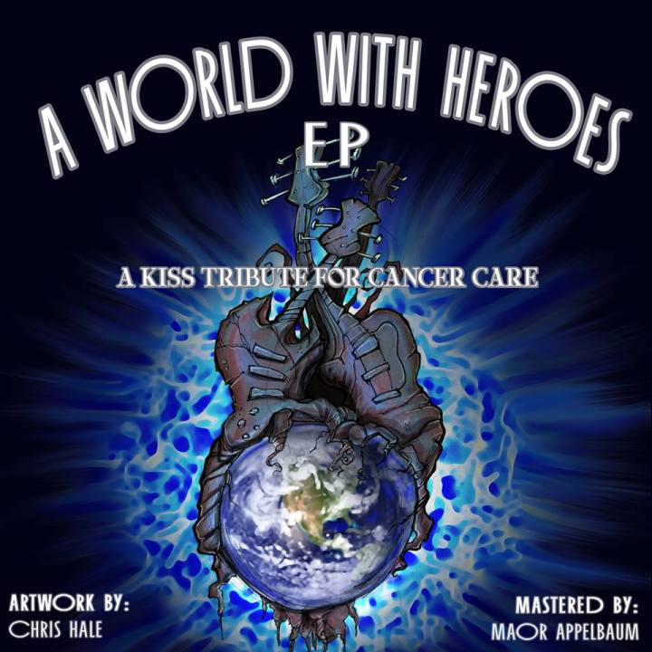 REVIEW:  A World With HeroesEP