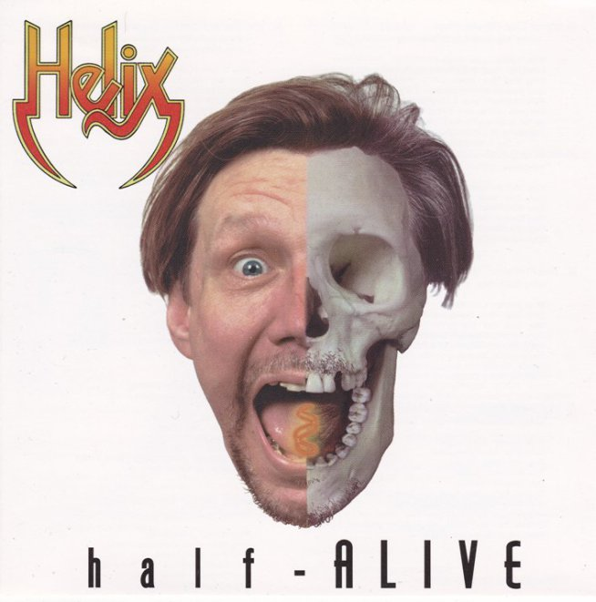 REVIEW:  Helix – half-ALIVE (1998)