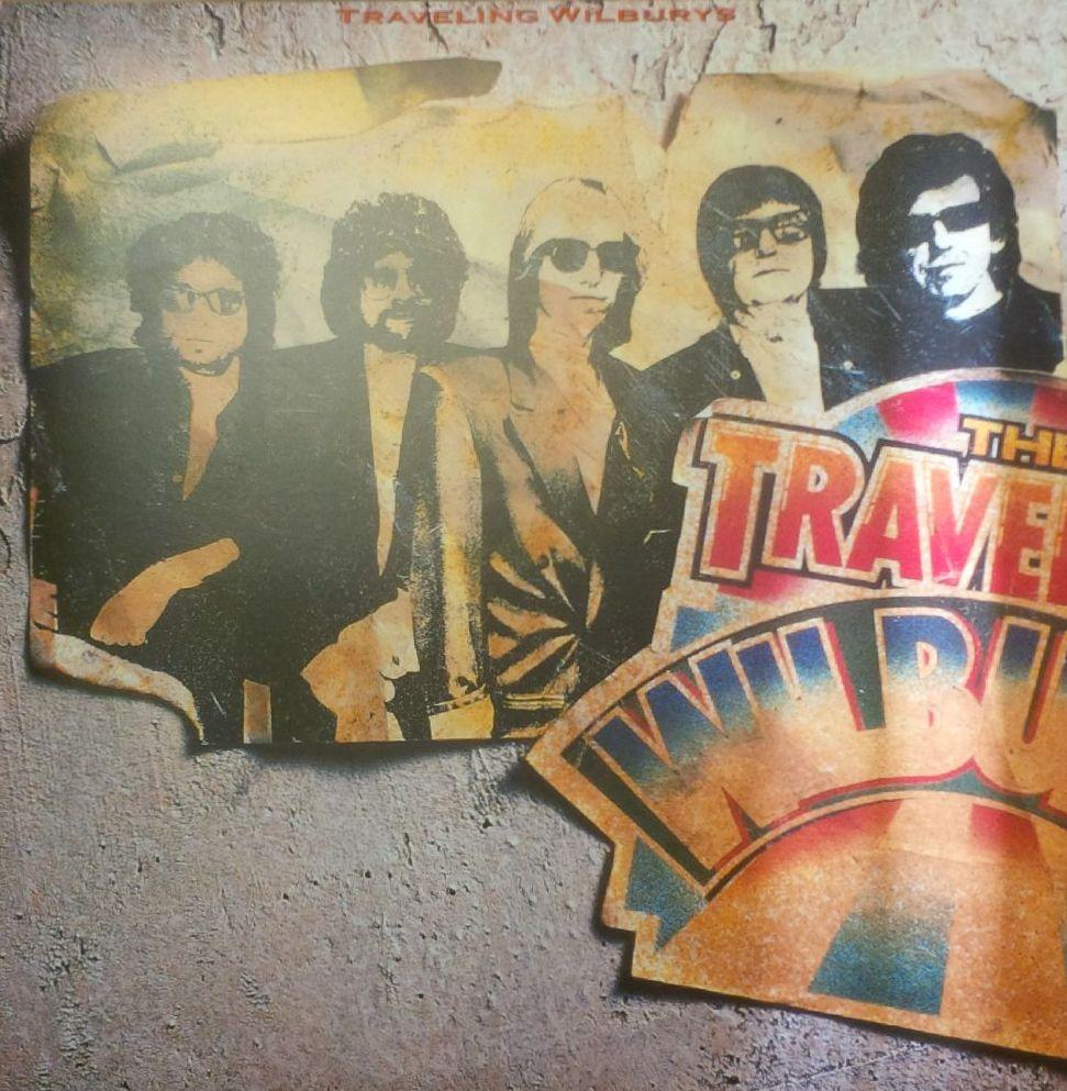 Traveling Wilburys Album Review Cd Album Traveling