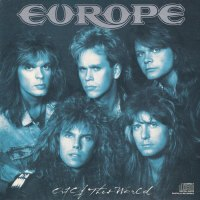 REVIEW:  Europe - Out of this World (1988)