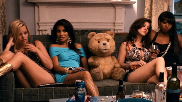 TED AND HOOKERS