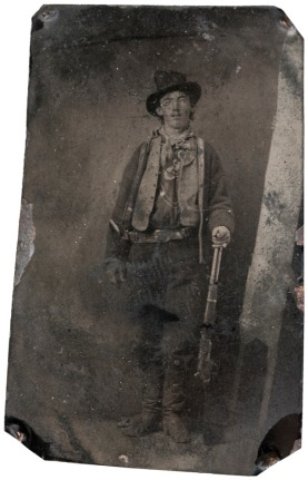 Billy the Kid. Source: Wikipedia