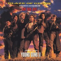REVIEW:  Jon Bon Jovi - Blaze of Glory (1990)