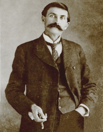 Pat Garrett. Source: Wikipedia