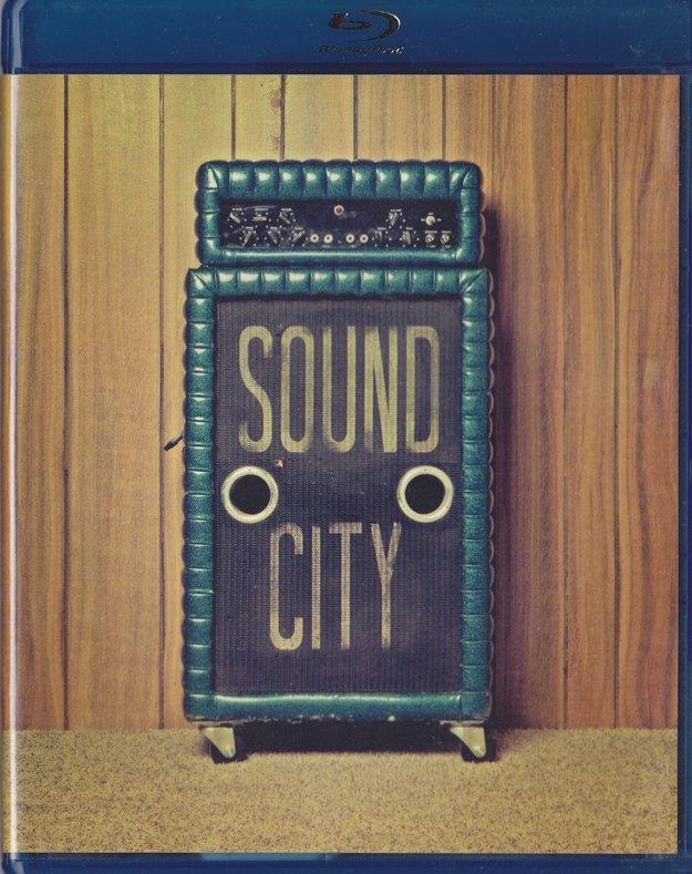 Blu-ray REVIEW:  Sound City(2013)