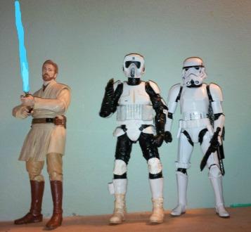 """6"""" Black Series Stormtrooper"""