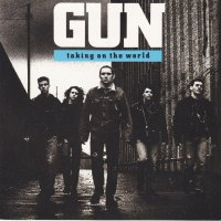 REVIEW: Gun - Taking on the World (1989)
