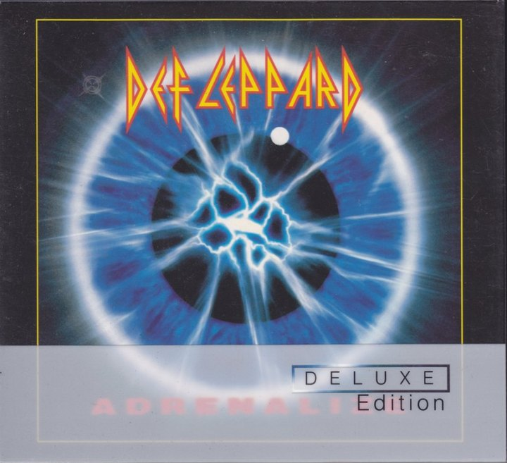 REVIEW:  Def Leppard – Adrenalize (deluxeedition)