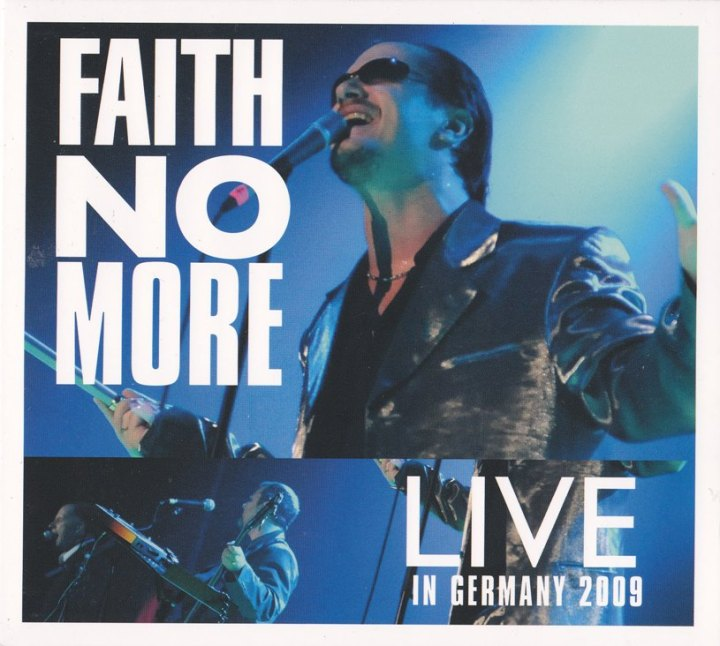 REVIEW:  Faith No More – Live In Germany2009