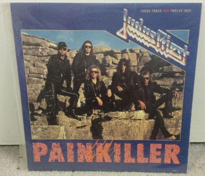 REVIEW:  Judas Priest – Painkiller(1990)