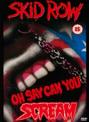 OH SAY CAN YOU SCREAM VHS