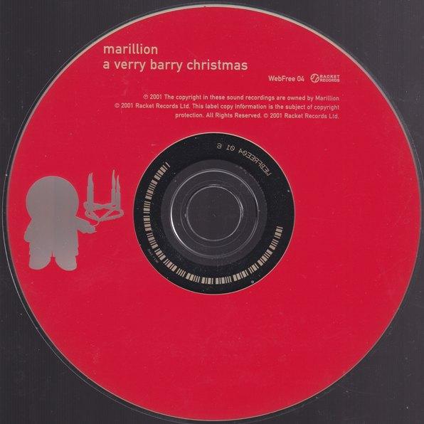 REVIEW: Marillion – A Very Barry Christmas (2001) | mikeladano.com
