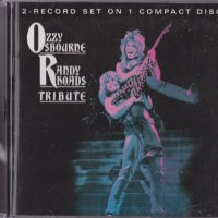 REVIEW: Ozzy Osbourne - Randy Rhoads Tribute (1987, 2002 remaster)