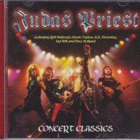 REVIEW:  Judas Priest - Concert Classics (also known as Live in Concert)