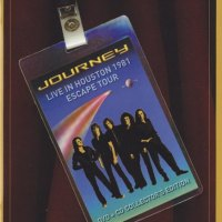 REVIEW:  Journey - Live in Houston: Escape Tour 1981 (CD/DVD set)