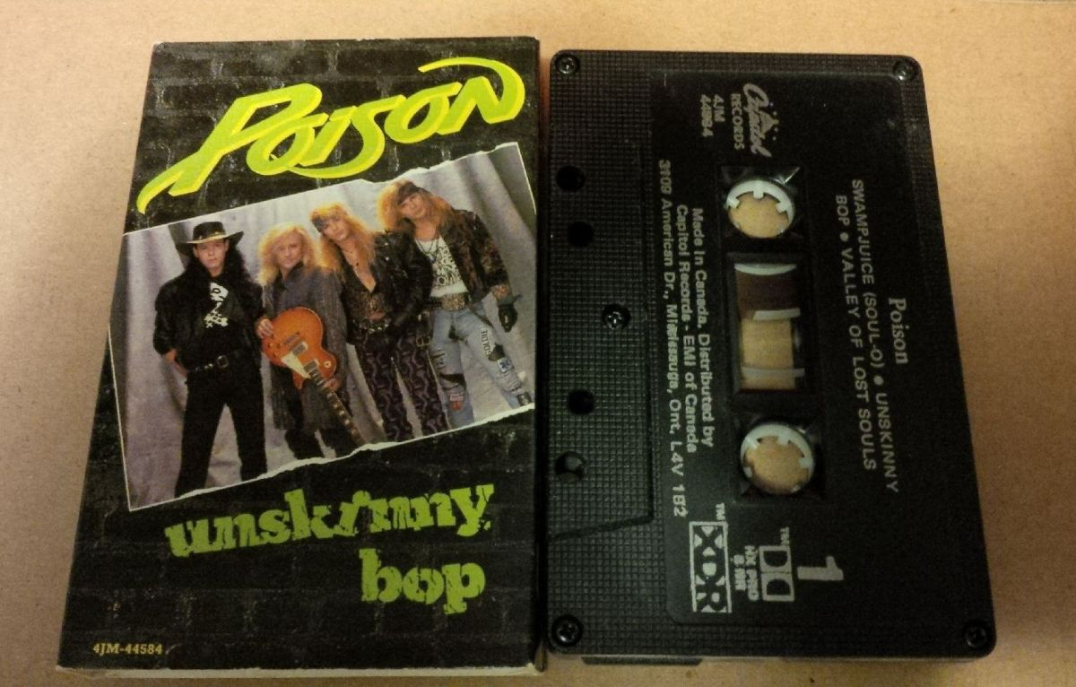 REVIEW: Poison - Flesh & Blood (remastered)