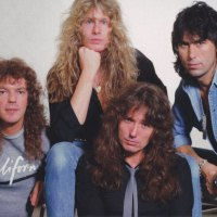 REVIEW:  Whitesnake - Live in '84 - Back to the Bone (DVD/CD)