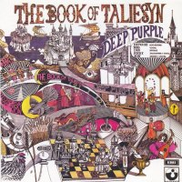 REVIEW:  Deep Purple - The Book of Taliesyn (1968)
