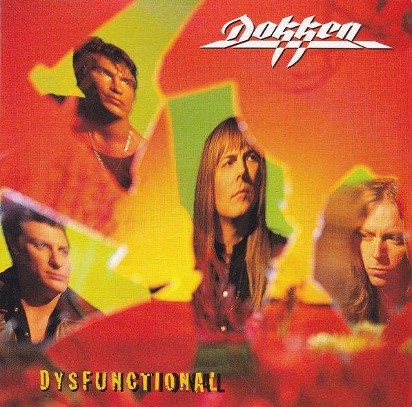 REVIEW: Dokken – Dysfunctional(1995)
