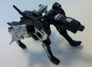 Ravage with silver Dr. Wu missiles