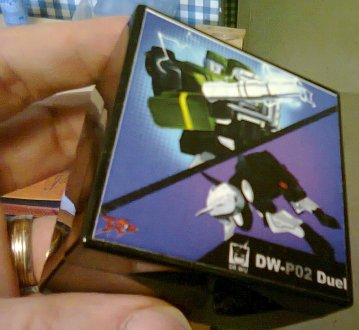 Plastic box for Dr. Wu kit