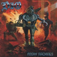 REVIEW: Dio - Angry Machines (1996)