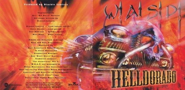REVIEW: W.A.S.P. – Helldorado (1999) | mikeladano.com