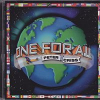REVIEW:  Peter Criss - One For All (2007)