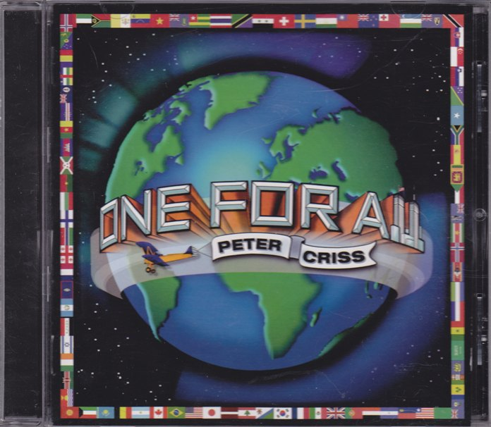 REVIEW:  Peter Criss – One For All(2007)