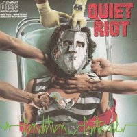 REVIEW: Quiet Riot - Condition Critical (1984)