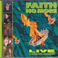 REVIEW:  Faith No More - Live at the Brixton Academy (1991)