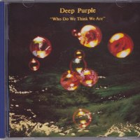 REVIEW:  Deep Purple - Who Do We Think We Are (1973, 2000 remaster)