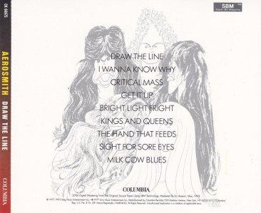 Review Aerosmith Draw The Line 1977 Mikeladano Com
