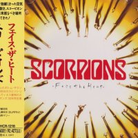 REVIEW:  Scorpions - Face the Heat (Japanese and Canadian versions)