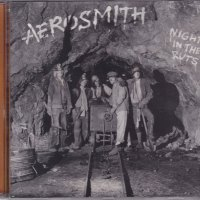 REVIEW:  Aerosmith - Night in the Ruts (1979)