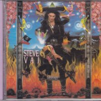 REVIEW:  Steve Vai - Passion and Warfare (1990)