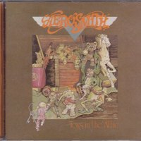 REVIEW:  Aerosmith - Toys in the Attic (1975)