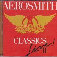 REVIEW:  Aerosmith - Classics Live! II (1987)