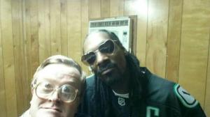 SNOOP DOGG WITH BUBBLES