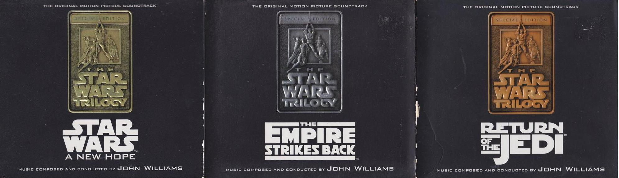 Review Star Wars A New Hope Special Edition Original Motion Picture Soundtrack Mikeladano Com