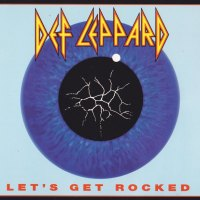 """REVIEW:  Def Leppard - """"Let's Get Rocked"""" (CD single)"""