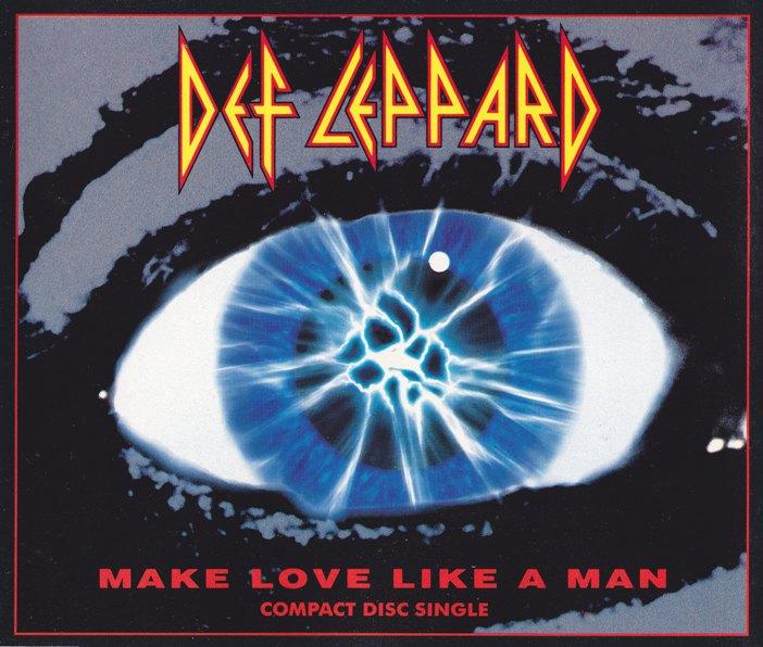 Def Leppard Make Love Like A Man Single