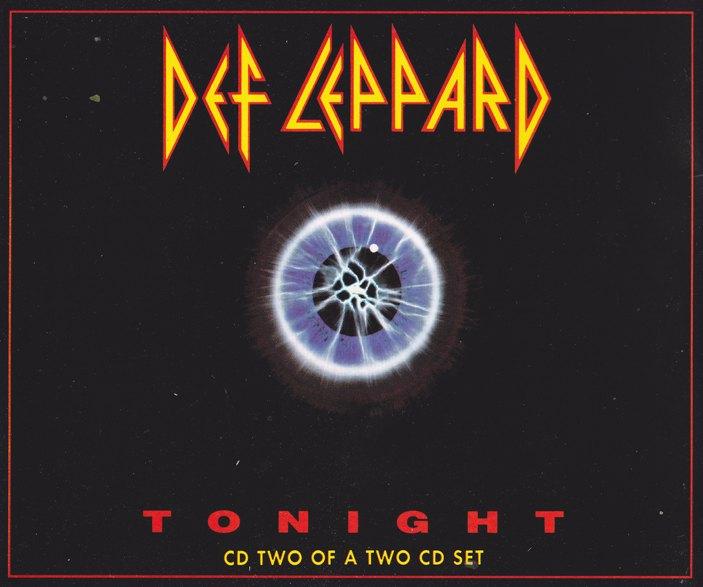 "REVIEW: Def Leppard – ""Tonight"" (1993 CDsingle)"