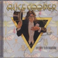 REVIEW:  Alice Cooper - Welcome To My Nightmare (1975)