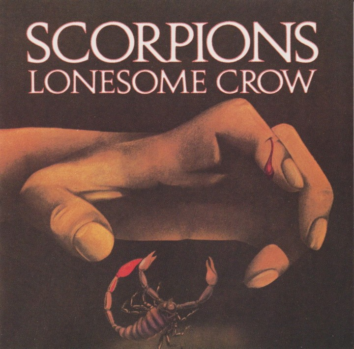 REVIEW: Scorpions – Lonesome Crow (1972)