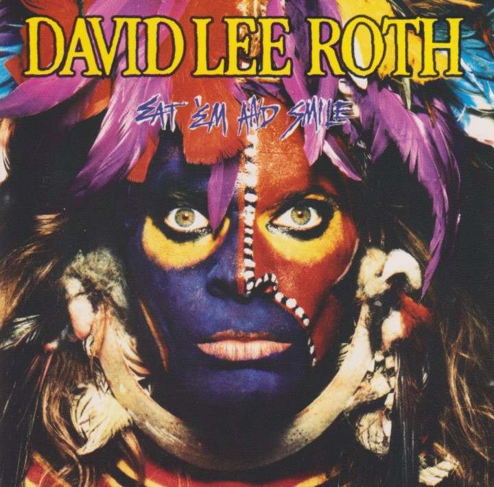 REVIEW:  David Lee Roth – Eat 'Em and Smile(1986)