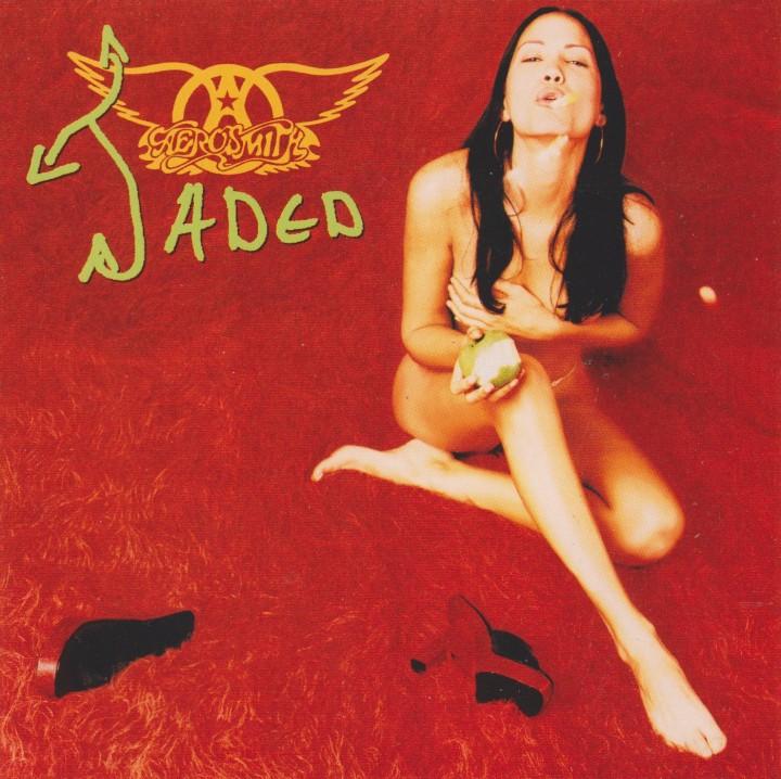 REVIEW:  Aerosmith – Jaded (2001EP)