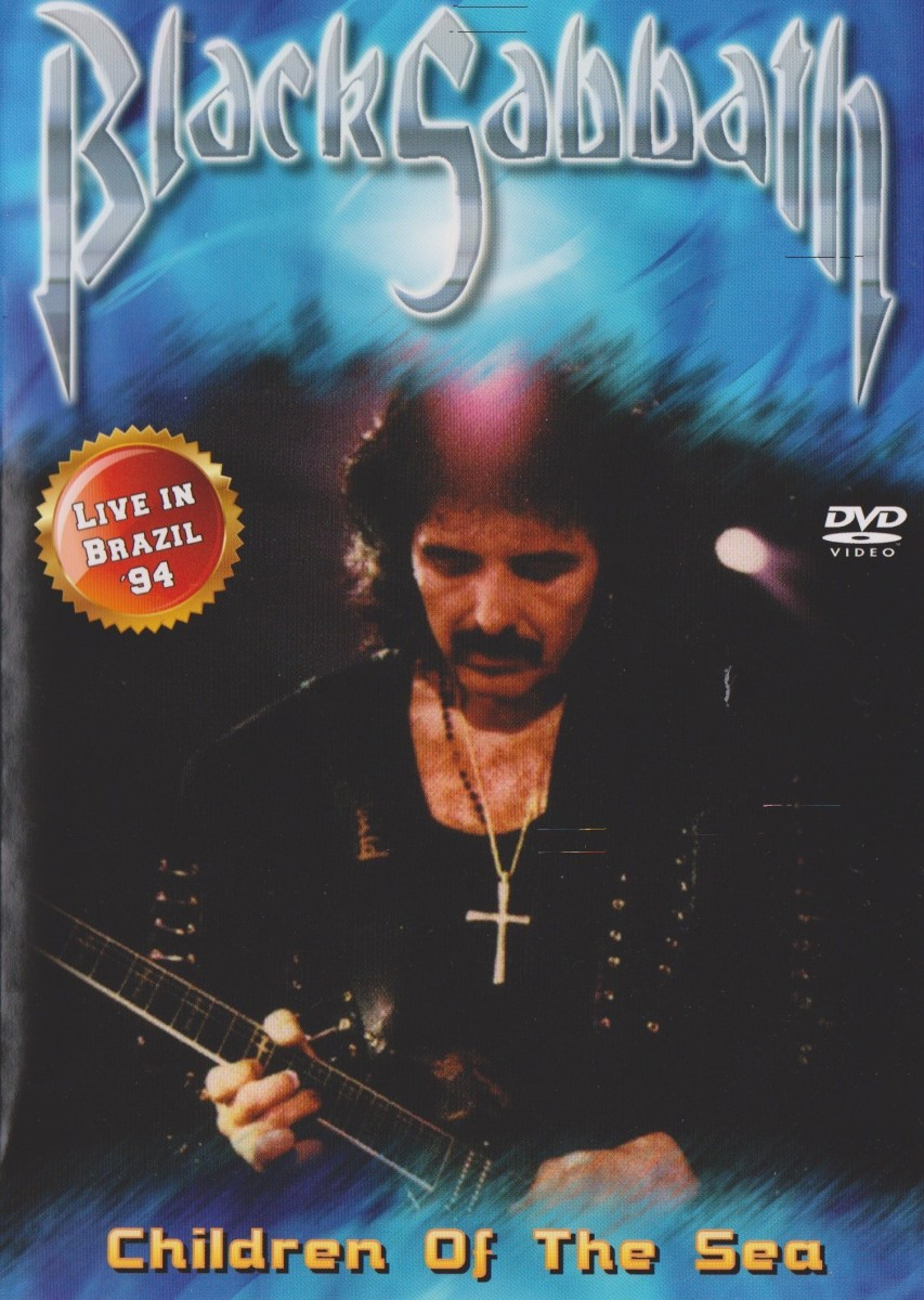 DVD REVIEW: Black Sabbath - Children of the Sea - Live in Brazil '94