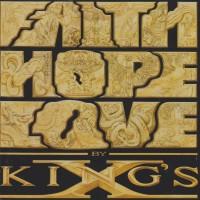 REVIEW:  King's X - Faith Hope Love (1990)